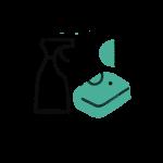 icon haushalt hygiene