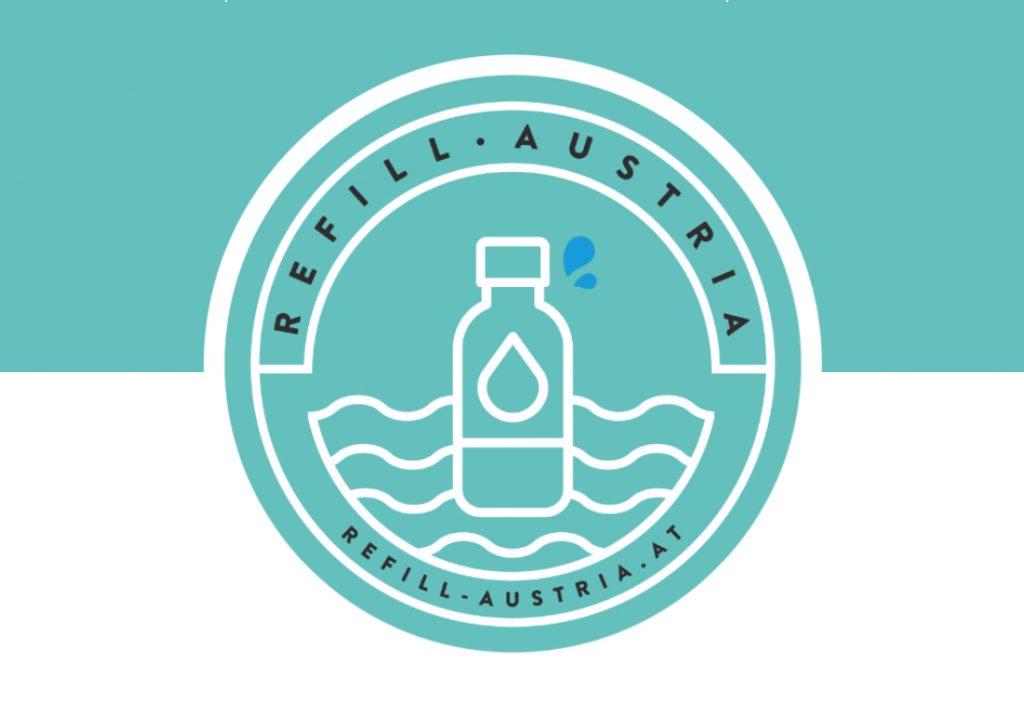 Logo Refill Austria