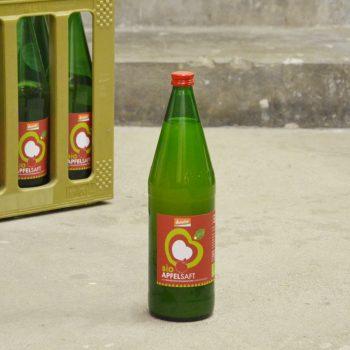 Demeter Apfelsaft vom Biohof Birnstingl-Gottinger
