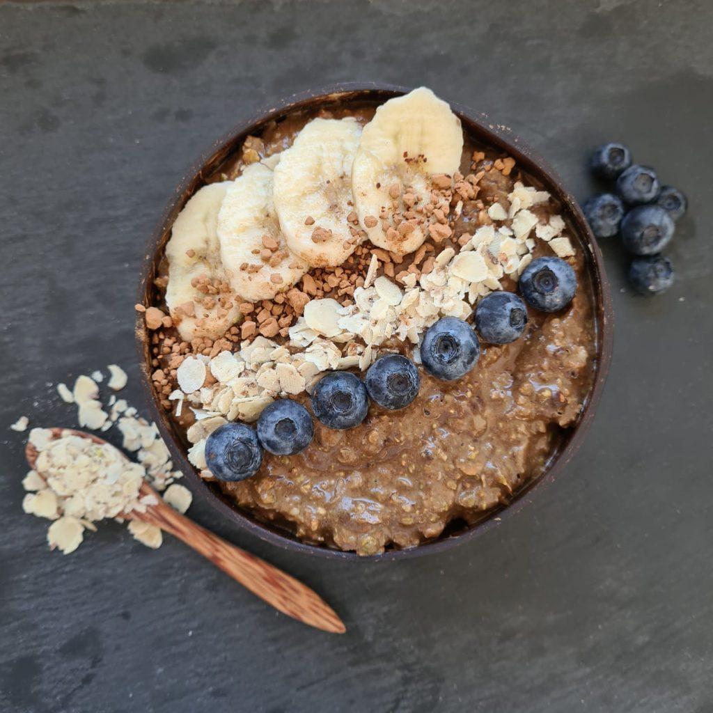 Glutenfreies Porridge