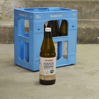 Bio Hafer Drink von Völkel