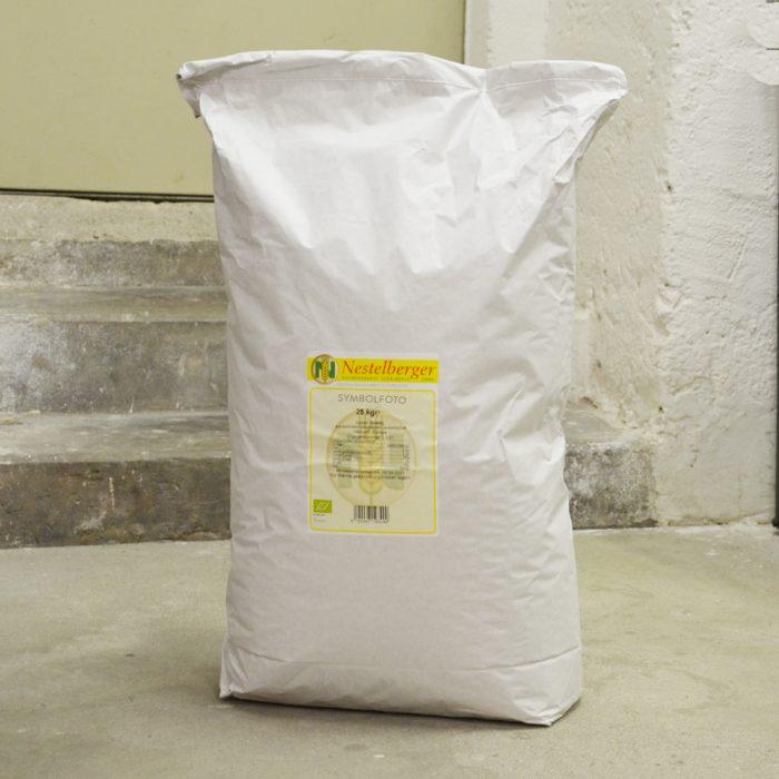 25 Kilo Papiersack Bio Rohrohrzucker