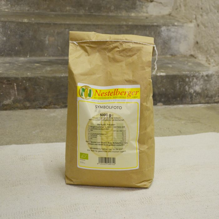 5 Kilo Papiersack Bio Sonnenblumenkerne