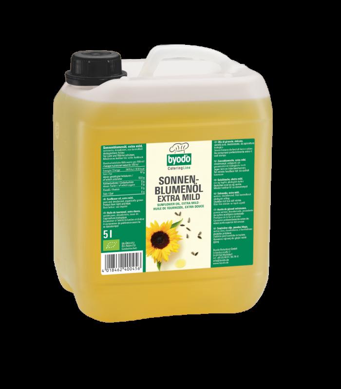 5 Liter Bio Sonnenblumenoel