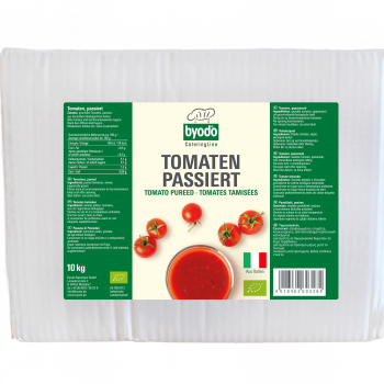 10 Kilo passierte Bio Tomaten