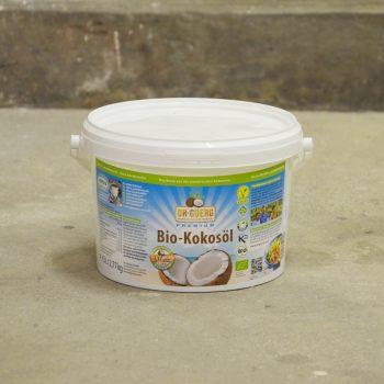 3 Liter Bio Kokosoel