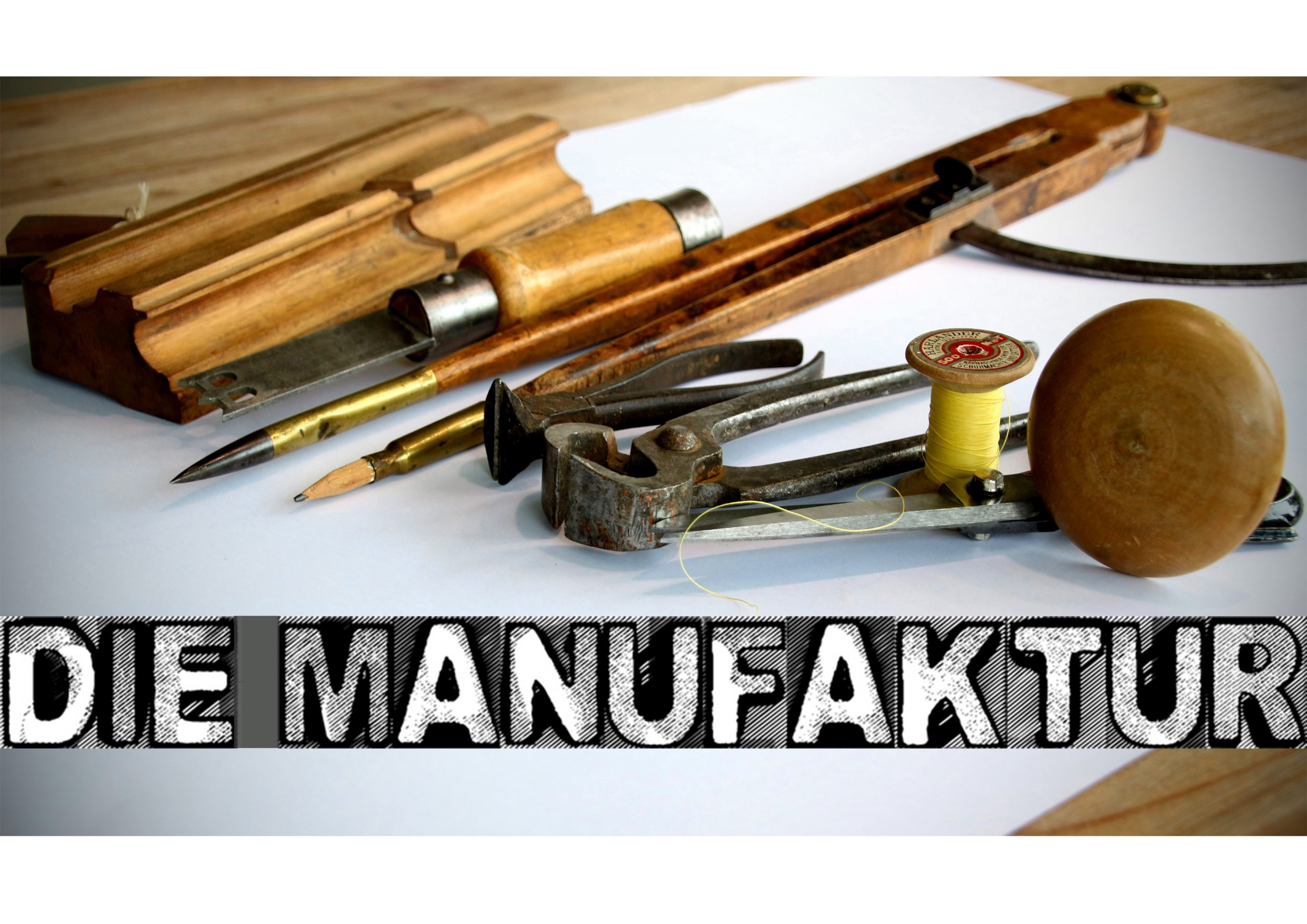 Header die Manufaktur