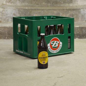 Bierkiste Gusswerk Steinbier