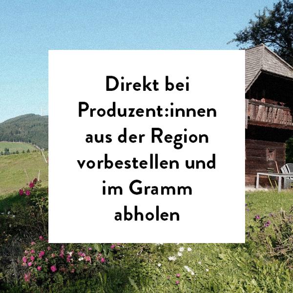 Bei regionalen Produzent:innen vorbestellen