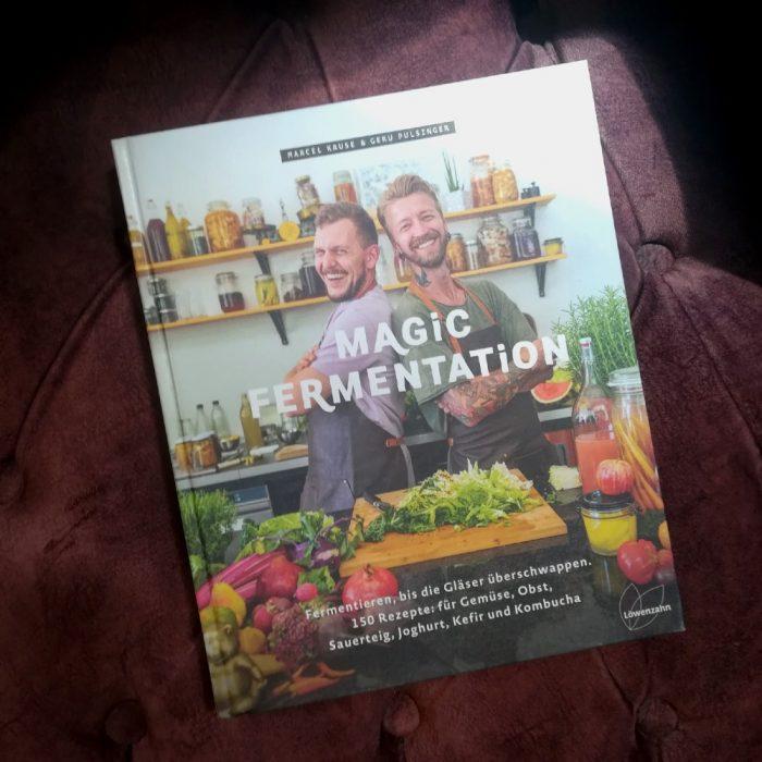 Buch Magic Fermentation