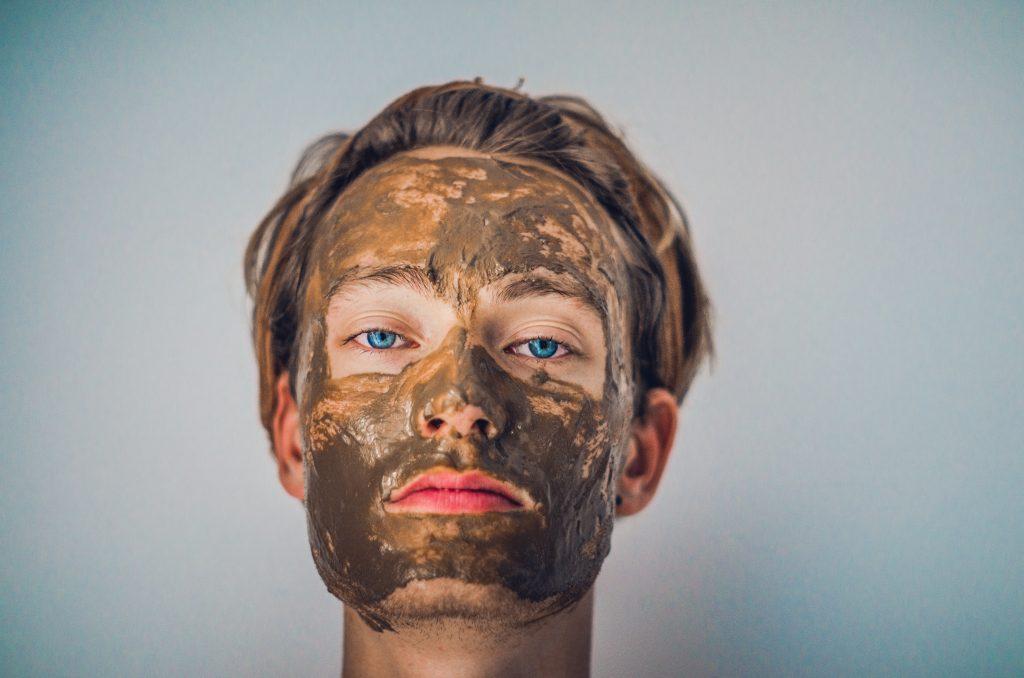 Symbolbild DIY Gesichtsmaske