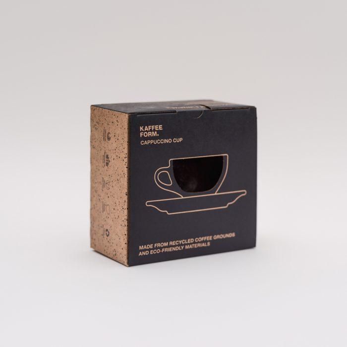 Cappuccino Cup verpackt