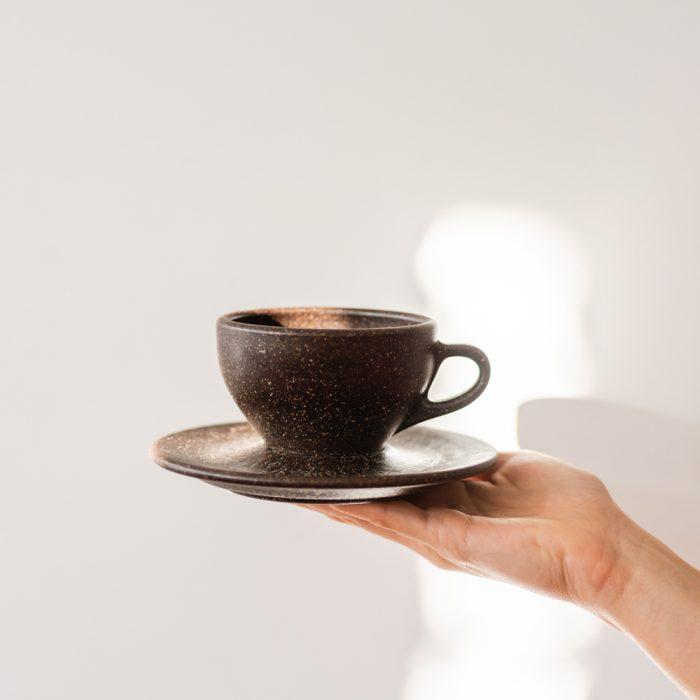 Cappuccino Cup Symbolfoto