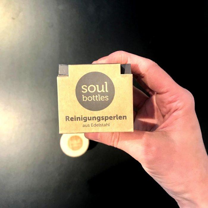 Reinigungsperlen für Soulbottles