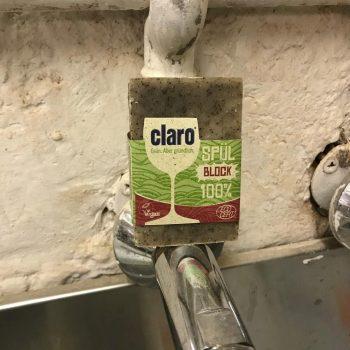 Spülblock von Claro