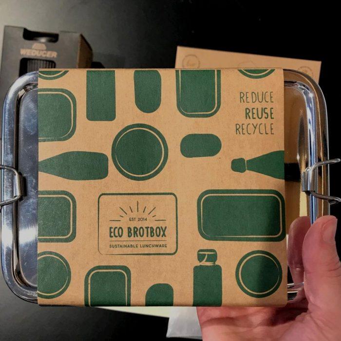 Zero Waste Kit das Gramm Basics Brotbox XL