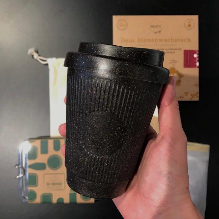 Zero Waste Kit das Gramm Basics Weducer Cup