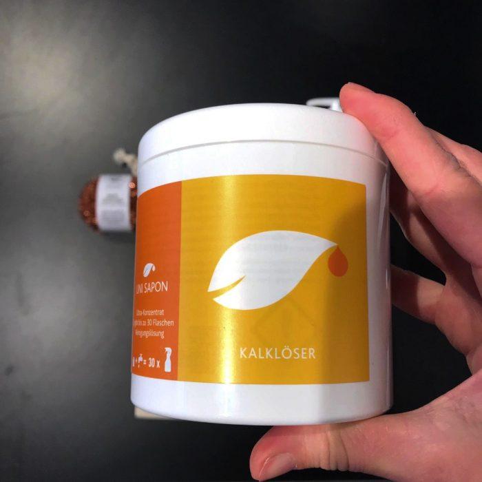 Zero Waste Kit Reinigung Kalkloeser