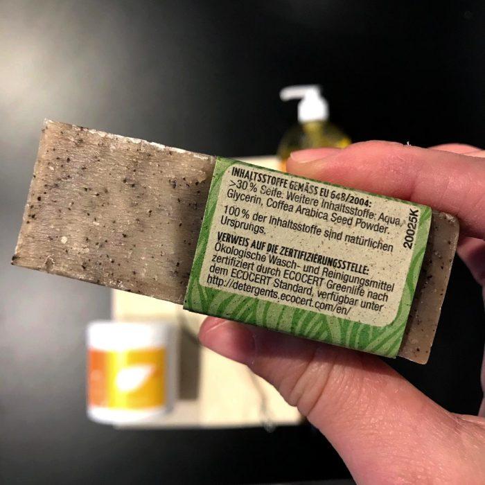 Zero Waste Kit Reinigung Spuelblock Beschreibung