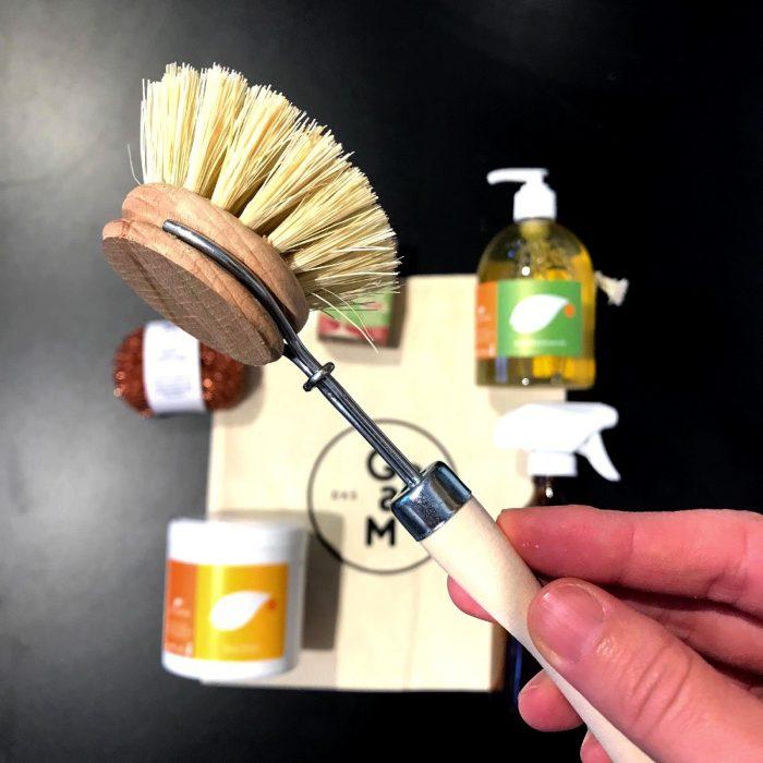 Zero Waste Kit Reinigung Spuelbuerste